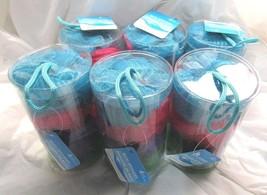 April Bath & Shower Bath Sponges 6 Tubs of 4 Total 24 Bath Sponges - $17.99