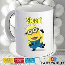 Personalised Minions Despicable Me Mug • Dishwasher Safe • Great Gift - $8.40