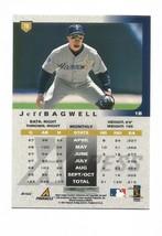 Jeff Bagwell 1997 Pinnacle Xpress Card #78 Houston Astros Free Shipping image 2