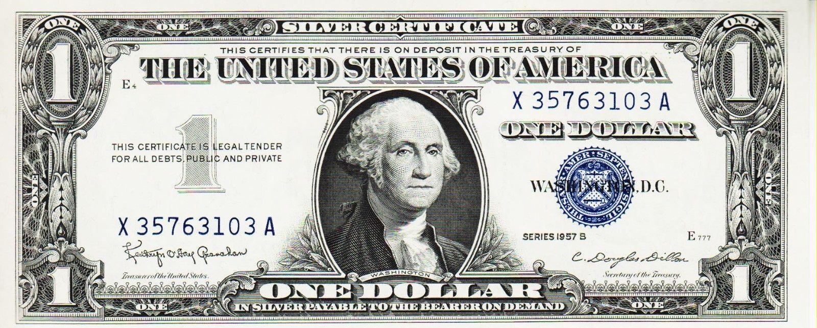 Hossracer Dollar Bill 1950s 33 Listings