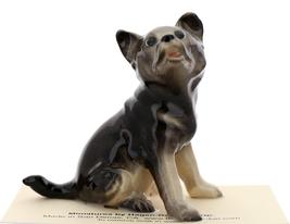 Hagen-Renaker Miniature Ceramic Dog Figurine German Shepherd Pedigree Pup image 2