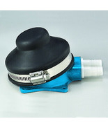 Marine Boat Baby Foot Pump Suitable for 1/2' Flexible Hose Rubber & Nylo... - $32.66