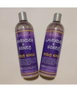 2x Renpure Lavender & Honey Body Wash Sulfates & Parabens 16 oz NEW - $24.75