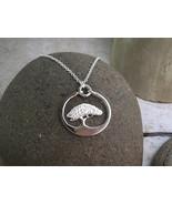 "Bonsai Pendant - Sterling Silver Pendant on 18"" Sterling Silver Chain - ... - $122.00"
