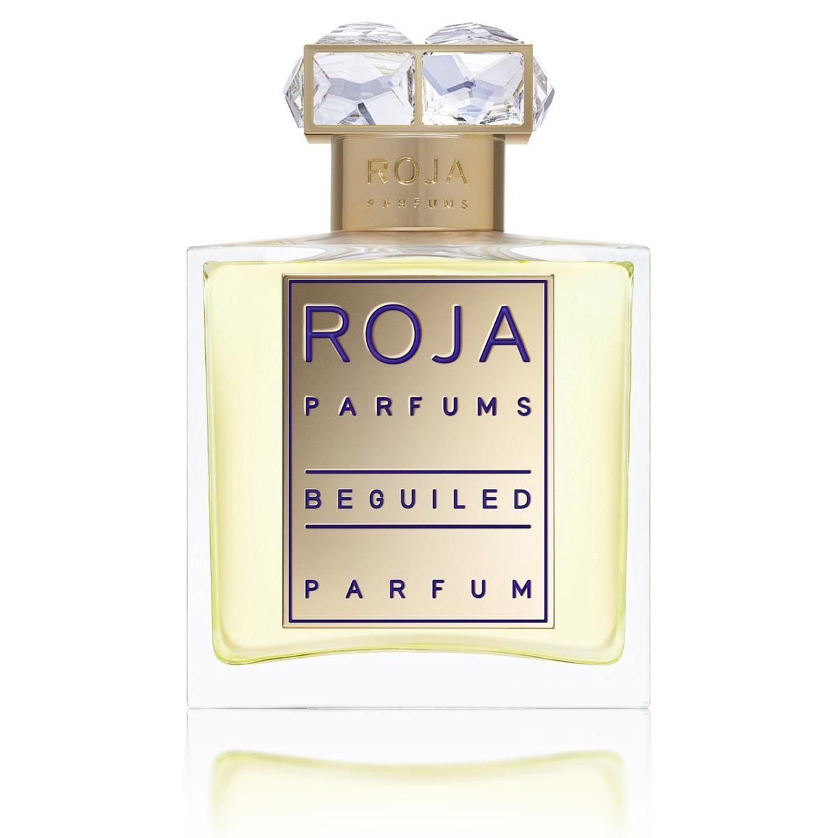 BEGUILED by ROJA DOVE 5ml Travel Spray Oakmoss Rose Jasmin Iris Pepper Perfume