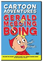 Cartoon Adventures Starring Gerald McBoing Boing [DVD] - $12.95