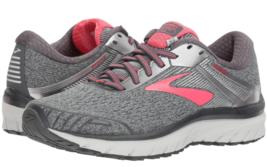 Brooks GTS 18 Size US 6 M (B) EU 36.5 Women's Running Shoes Silver 1202681B079