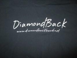 Diamondback Diamond Back Band Music Minnesota summer 2012 T Shirt Size XL - $2.99