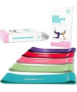 Insonder Resistance Bands Set - Latex Exercise Loop Bands for Workout an... - $23.99