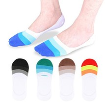 No Show Socks Women, Women's Ultra Low Cut Invisible Socks Non Slip for ... - $12.66
