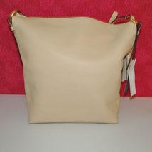 Dooney & Bourke Florentine Small Dixon Shoulder/ Crossbody Bag NWT Bone image 5