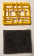 Electrolux Sanitaire SC9180 -GRILL PRE-MOTOR FILTER- Part #77480-355N- Free Ship - $7.91