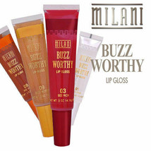 NEW Milani Buzz Worthy Lip Gloss with Honey Extracts - B2G1 Free, You Choose! - $9.99