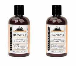 Beekman 1802 Honey & Orange Blossom Shampoo & Conditioner Set - 8.9 Ounc... - $48.80