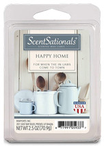 ScentSationals Scented Wax Cubes, Happy Home - The In-Laws Are Coming, 2... - $4.49