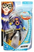 "DC Super Hero Girls 6"" Doll Action Figure - Batgirl - DMM35 - NEW - $13.95"