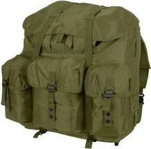 Olive Drab Medium Alice Pack Waterproof Backpack with Kidney Pad - $55.99