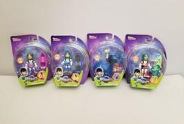Disney Junior Miles From Tomorrowland Cosmic Merc Galactic Miles 2 More Figures - $12.86