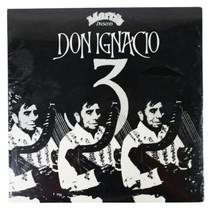 DON IGNACIO 3 Tres SEALED LP 80s Private Press Mexico Harp Folk Music FR... - $18.69