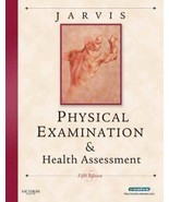 Jarvis, Physical Examination and Health Assessment 5th Ed. Sealed CD Sau... - $9.49