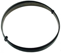 """Magnate M89.5C38H4 Carbon Steel Bandsaw Blade, 89-1/2"""" Long - 3/8"""" Width; 4 Hook - $11.30"""