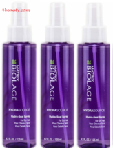 Matrix Biolage Hydrasource/Matrix Hydraseal Spray 4.2 Oz (pack of 3) - $54.99