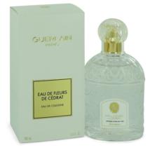 Guerlain Eau De Fleurs De Cedrat 3.4 Oz Eau De Toilette Spray - $80.99