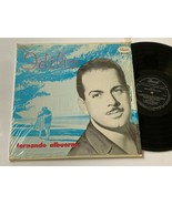 Fernando albuerne idilio Cuba panart cuban lp-3025 album vinyl - $19.74