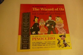 Musical Score Wizard Of Oz Original Press Vinyl MCA-521 (DL7-8387) LP 33... - $3.99