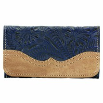 American West Birds of a Feather Tri-fold Wallet 4403282 - $84.14