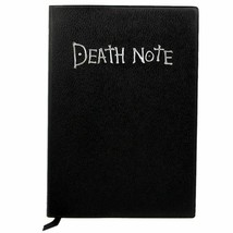 Large Writing Journal Death Note Cosplay Diary Fashion Sketchbook Anime ... - $14.01