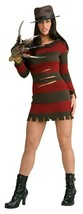 Secret Wishes Miss Krueger Adult Halloween Costume Women's Size Large - $59.38