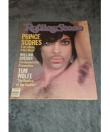 PRINCE - ROLLING STONE MAGAZINE - AUGUST 30,1984 - $50.00