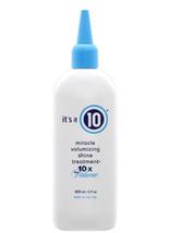 Its A 10 Miracle Volumizing Shine Treatment,  6oz