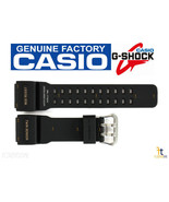 Casio 10517723 Genuine Factory Black Rubber Watch Band GG-1000-1A - $54.95