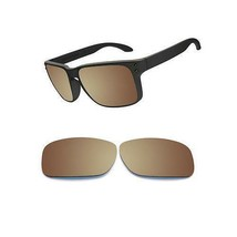 Optico Replacement Polarized Lenses for Oakley Holbrook Sunglasses Sport... - $9.99