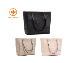 TORY BURCH FLEMING Tote BAG 52983 with Free Gift Free Shipping - $269.00