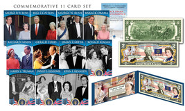 QUEEN ELIZABETH II 65th Anniv. Coronation Genuine $2 Bill with FREE 11-C... - £10.53 GBP