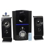 Supersonic 2.1 Bluetooth Multimedia Speaker System With USB/SD And Remot... - $52.50