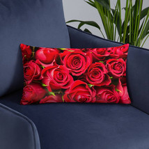 Throw pillow - Accent Pillow - Decorative Pillow - Valentine's Gift - Fl... - £22.94 GBP+