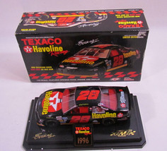 1996 Collectors Series Ernie lrvan #28 Texaco Havoline Racing Ford Thunderbird - $18.90