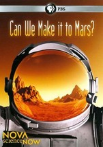 NOVA SCIENCENOW: CAN WE MAKE IT TO MARS? NEW DVD - $68.10