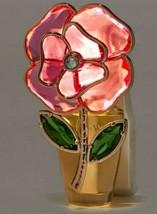 New Bath & Body Works Gemstone Rose Nightlight Fragrance Wallflower Plug... - $16.82