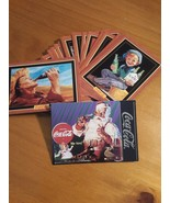 Coca Cola Trading Cards Lot Of 30  1995 - $6.92