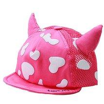 Summer Hat Children Shopping Hat Breathable Summer Sun Hat Cute Beach Hat Baby image 2