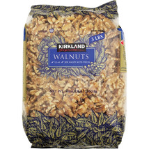 Kirkland Signature Walnuts 3 Pounds (48 OZ) (Pack Of 3) - $59.35