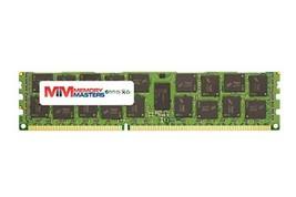 MemoryMasters 8GB (2x4GB) DDR3-1333MHz PC3-10600 ECC RDIMM 1Rx4 1.35V Registered - $28.55