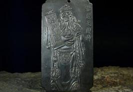 Lord Tao Zhu God of Business Caishen Immortal Wealth God Amulet izida haunted - $1,499.00