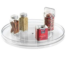 InterDesign Linus Lazy Susan Cabinet Turntable - Organizer Tray for Kitchen Pant - $25.86