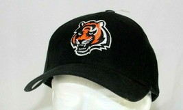 Cincinnati Bengals Black Baseball Cap Adjustable - $24.99